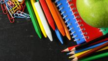 Çocuklara fazla boyalı ve kokulu kırtasiye malzemeleri sakıncalı