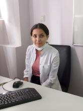 """Dr. Şebnem Aliyeva ; """" Membranoproliferatif Glomerulonefritler."""""""